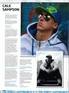 UMM Magazine - Cale Sampson copy